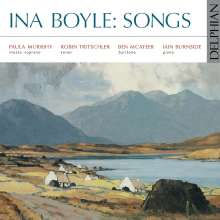 Ina Boyle (1889-1967): Lieder, CD