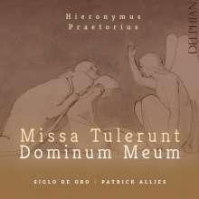 Hieronymus Praetorius (1560-1629): Missa Tulerunt Dominum meum, Blu-ray Audio
