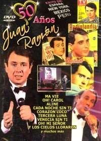 Ramon Juan: 50 Anos, DVD