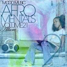 Dj Jamad Mood Music: Afromental Volume 21 Al, CD
