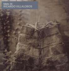 Fabric 36/Ricardo Villalobos, CD