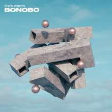 Bonobo (Simon Green): Fabric Presents, 2 LPs