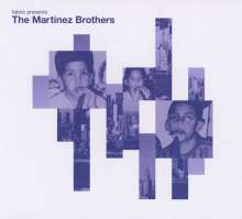 The Martinez Brothers: Fabric Presents: The Martinez Brothers, CD