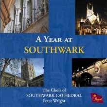 Southwark Cathedral Choir - A Year At Southwark, CD