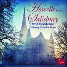 Herbert Howells (1892-1983): Orgelwerke, CD