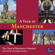 Choir Of Manchester Cathedral/: A Year At Manchester, CD