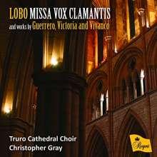 Duarte Lobo (1565-1646): Missa Vox Clamantis, CD