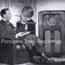 Porcupine Tree: Recordings (180g) (Limited-Edition), 2 LPs
