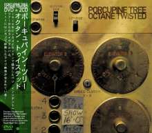 Porcupine Tree: Octane Twisted: Live 2010 (Special Edition Japan Optik), 1 DVD und 2 CDs