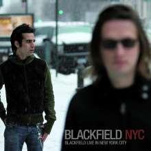 Blackfield  (Steven Wilson): Live In New York City, 1 CD und 1 DVD