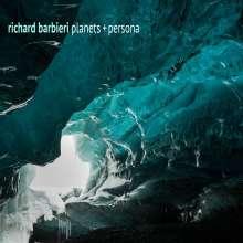Richard Barbieri: Planets + Persona (Re-Release 2020), CD