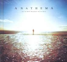 Anathema: We're Here Because We're Here, CD