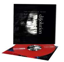 The Pineapple Thief: Dissolution (180g) (Limited-Edition) (Red Vinyl), LP