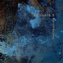 Richard Barbieri: Variants.5 (180g), 2 LPs
