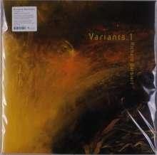 Richard Barbieri: Variants 1+2 (180g), 2 LPs