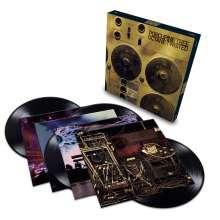Porcupine Tree: Octane Twisted: Live 2010, 4 LPs