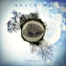 Anathema: Weather Systems (Jewelcase im Schuber), CD