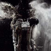 Nordic Giants: A Séance Of Dark Delusions (CD + DVD), 1 CD und 1 DVD