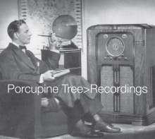 Porcupine Tree: Recordings (Digipack), CD