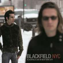 Blackfield  (Steven Wilson): Live In New York City 2007, 2 CDs