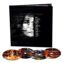 The Pineapple Thief: Dissolution (Limited-Edition-Super-Deluxe-Earbook), 2 CDs