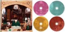 Mansun: Six (Limited Edition) (21st Anniversary), 3 CDs und 1 DVD