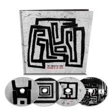 The Pineapple Thief: Versions Of The Truth (Deluxe Book), 2 CDs, 1 DVD und 1 Blu-ray Disc
