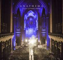 Anathema: A Sort Of Homecoming: Live 2015 (180g), 3 LPs