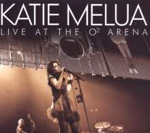Katie Melua: Live At The O2 Arena 2008, CD