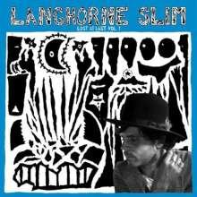 Langhorne Slim: Lost At Last Vol.1 (180g), LP