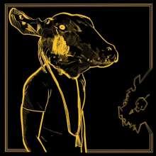 Shakey Graves: Roll The Bones X (180g) (Black & Gold Vinyl), 2 LPs