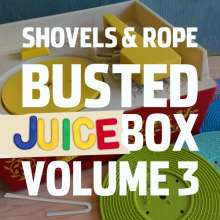Shovels & Rope: Busted Juice Box, 1 LP und 1 CD