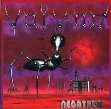 Voivod: Negatron (Remastered), CD