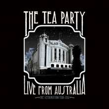 The Tea Party: Live From Australia: The Reformation Tour 2012, 2 CDs