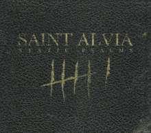Saint Alvia (The Saint Alvia Cartel): Static psalms, CD