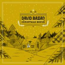 "David Bazan: Christmas Bonus (Limited-Edition) (White Vinyl), Single 12"""