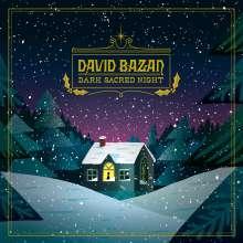 David Bazan: Dark Sacred Night (Limited Edition) (Blue W/ White Snow Vinyl), LP