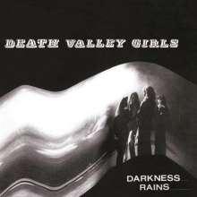 Death Valley Girls: Darkness Rains (Limited-Edition) (Red W/ Black Splatter Vinyl), LP