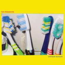 The Paranoyds: Carnage Bargain, CD