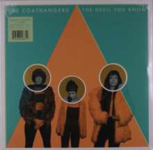 The Coathangers: The Devil You Know (Limited-Edition) (Green/White Splatter Vinyl), LP