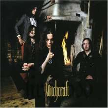 Witchcraft: Firewood, CD