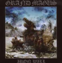 Grand Magus: Iron Will, CD