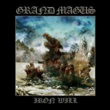 Grand Magus: Iron Will, LP