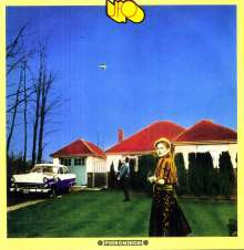 UFO: Phenomenon (180g) (Limited Edition) (Yellow Vinyl), 2 LPs