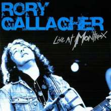 Rory Gallagher: Live At Montreux (180g), 2 LPs