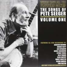 Pete Seeger: Where Have All The Flowers Gone? - The Songs Of Pete Seeger Vol.1 (Limited Edition), 2 LPs