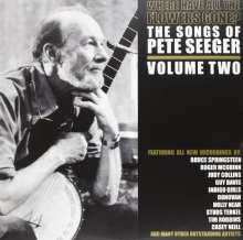 Pete Seeger: Where Have All The Flowers Gone? - The Songs Of Pete Seeger Vol.2 (Limited-Edition), 2 LPs