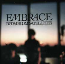 Boom Boom Satellites: Embrace, CD