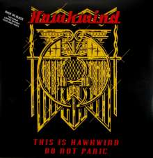 Hawkwind: This Is Hawkwind, Do Not Panic (180g) (Limited-Edition) (Colored Vinyl), 2 LPs