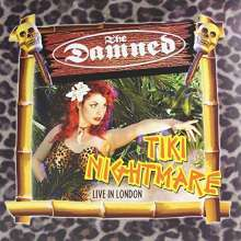 The Damned: Tiki Nightmare - Live In London (Limited-Edition) (Red Vinyl), 2 LPs